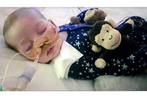 British baby Charlie Gard dies, was center of legal battle