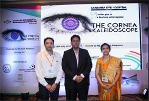 Sankara Eye Hospital organises The Cornea Kaleidoscope
