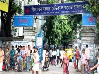 West Bengal: Death of businessman triggers rampage at N R S Hospital