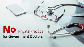 Rajasthan: SMS Hospital Plastic surgeon caught doing private practice