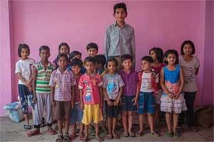 At 6 feet 6 inches, Meerut boy is the world