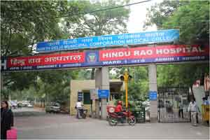 Hindu Rao Hospital needs repair says Mukesh Goel