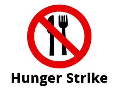 Physiotherapists on hunger strike demanding a council like MCI