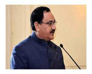 Universal health coverage key to Sustainable Development: Nadda