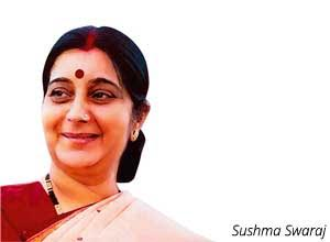Will grant medical visa in pending bonafide cases: Swaraj