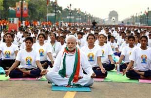 AYUSH ministry spent Rs 34.5 crore on Yoga Day celebrations in 2015, 16