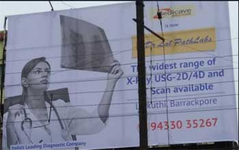 Upside Down X-ray Ad: When Twitteraties had fun at the expense of Dr Lal Path Labs