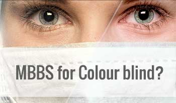 Colour Blind can pursue MBBS: MCI tells court
