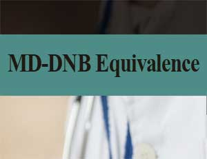 MCI agreed to MD-DNB equivalence before amending Medical Teachers Eligibility Qualifications: Records