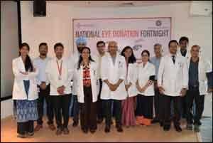 Medanta launches Eye Donation Bank