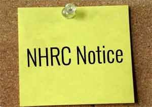 NHRC sends notice to UP Govt over death of childrens in BRD medical college