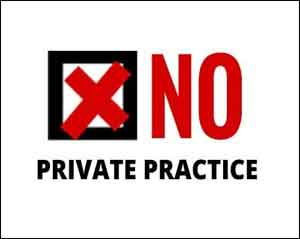 Selective ban on private practice by Doctors in Kashmir, Doctors call it absurd