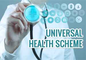 Karnataka: Universal health scheme for 1.4 crore eligible households