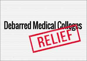 7 MCI Debarred Medical colleges get new lease of life