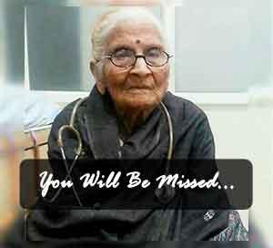 Padma Shri awardee, Doctor Dadi  passes away in Indore