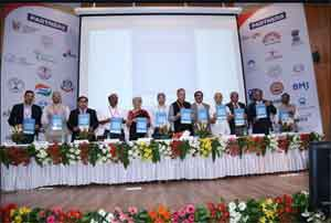 TOP Healthcare Organisations join hands on NCDs at National Health Conclave 2017
