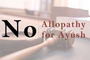 Allopathy Observership for AYUSH in Surgery, Forensic and Gynae Depts; Kerala Doctors cry foul