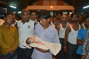 35 children die in north Indian hospital in 3 days