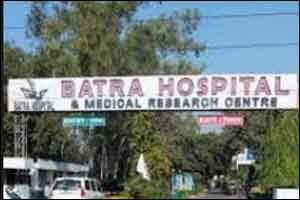 Batra hospital sets up research wing, proposes clinical trials