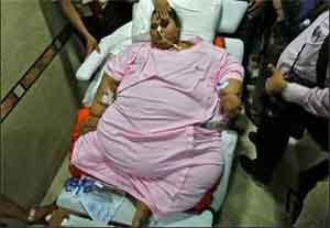 Eman Ahmed, World's Heaviest Woman Dies in UAE