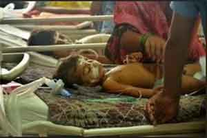 Another BRD Tragedy : 49 infants die in Farrukhabad hospital, DM, CMO Shifted