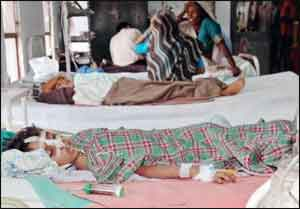 Jharkhand: Encephalitis, pneumonia claim lives of 800 children this year