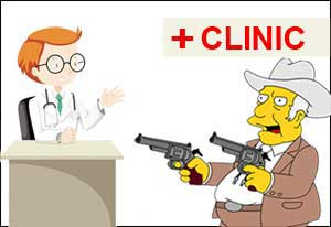 New Delhi: Doctor robbed at Gunpoint in his own clinic, family injured
