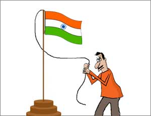 High Court Punishment: Doctor Ordered to hoist National Flag for a week