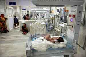 11 newborns die at Ahmedabad hospital in 24 hrs, govt to probe