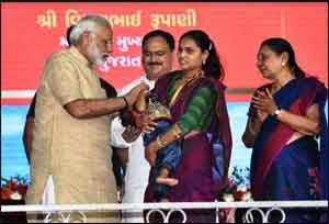 PM Modi launches Intensified Mission Indradhanush