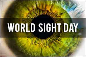 World Sight Day: Need for creating awareness on eye donation