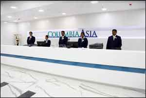 Columbia Asia expands in India with its 5th super specialty hospital in the city
