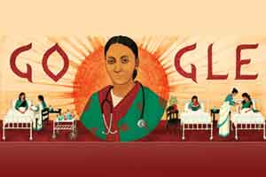 Google celebrates Dr Rukhmabai Raut's birthday, and So should we