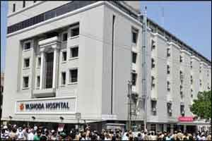 Yashoda Group of Hospitals Bags National Health Care Award