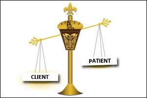 Guest Blog- Patients vs Clients