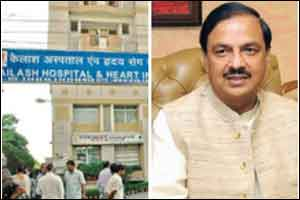 Environment Minister Dr Mahesh Sharma's Hospital gets notice for environment violations
