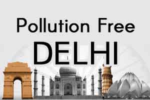 Delhi govt appeals citizens to join hands to make city pollution free
