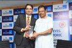 MaxiVision Super Specialty Eye Hospitals founder Dr Kasu Prasad Reddy honoured with prestigious ICL award