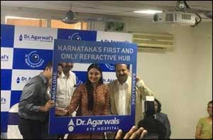Dr Agarwal's Eye Hospital launches first refractive hub in Karnataka