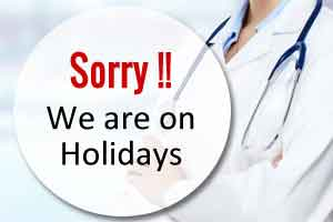 Patients suffer due to winter holidays by doctors in Kashmir