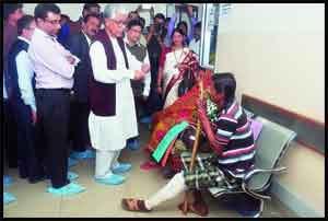 Tripura get its first ever trauma centre