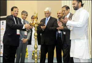First ever international conference cum exhibition on AYUSH and wellness starts