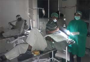 Plight of Patients, Doctors: Cataract surgeries carried under torch light, doctor suspended