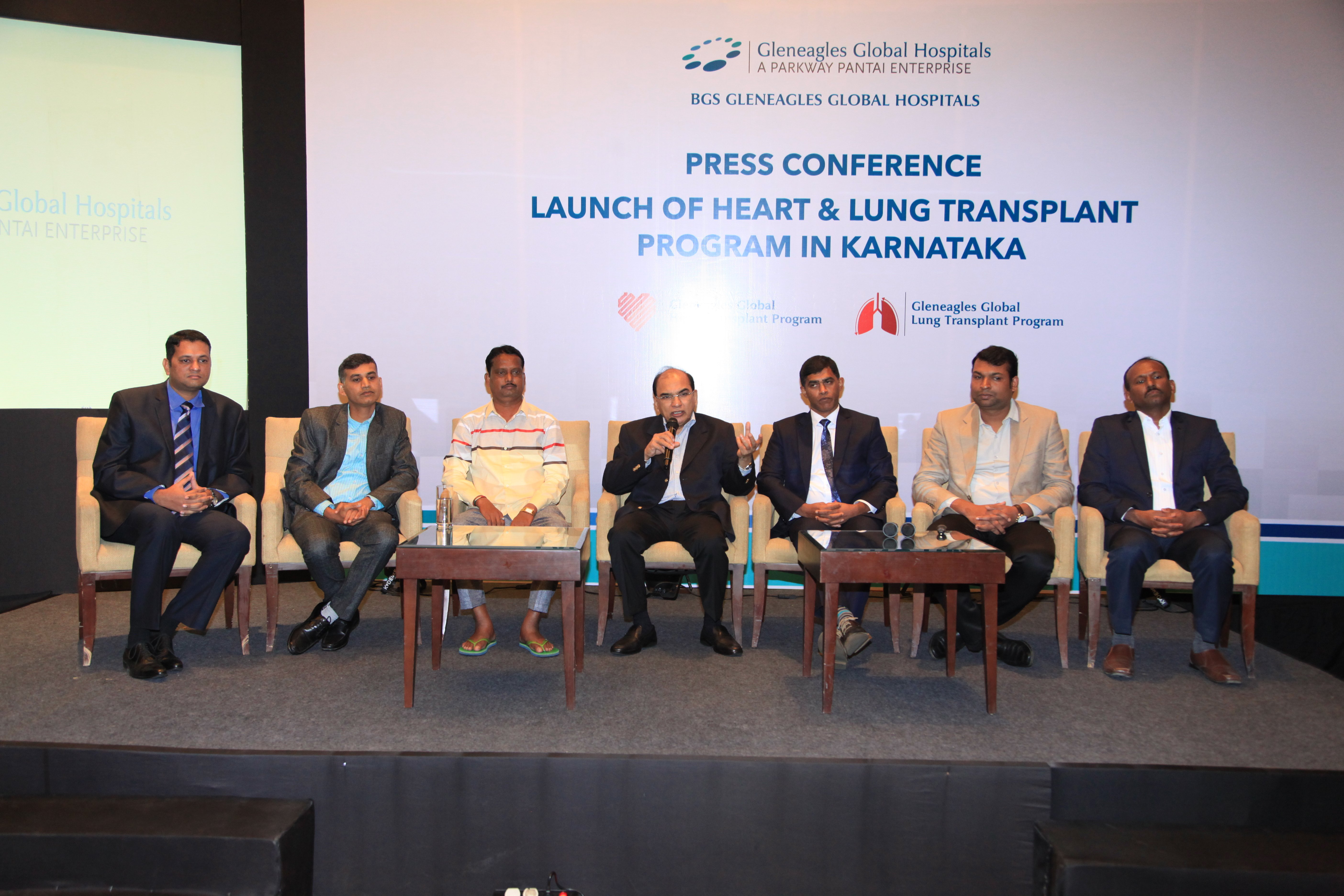 Gleneagles Global Hospitals launch new program in Karnataka