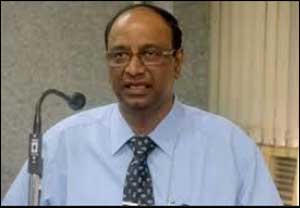 Dr BD Athani given charge as Director General of Health Services