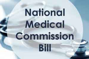 Govt Hopeful to pass National Medical Commission Bill, this Winter Session