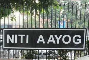 Healthcare a critical area in need of improvement: NITI Aayog