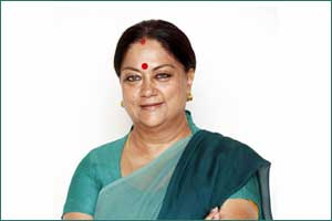 CM Raje lays foundation stone of cancer hospital in Kota