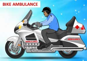 Mumbai: Bike ambulance equipped with oxygen cylinder launched