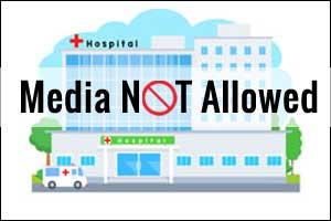 Rajasthan SMS Hospital Bans media in hospital, later withdraws the order